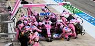 """Racing Point defiende la estrategia de Pérez: """"Parecía la más segura"""" - SoyMotor.com"""