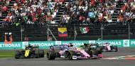 Sergio Pérez y Daniel Ricciardo en México - SoyMotor.com