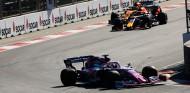 """Pérez, impresionado con los McLaren: """"Fueron fuertes todo el rato"""" - SoyMotor.com"""