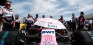 Racing Point, en duda sobre las carreras con parrilla invertida - SoyMotor.com