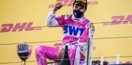 Sergio Pérez, ganador del GP de Sakhir - SoyMotor.com