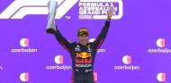 """Pérez y su primera victoria con Red Bull: """"Subidón de moral"""" - SoyMotor.com"""