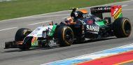 Force India en el GP de Alemania F1 2014: Sábado