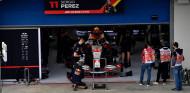 Sergio Pérez en el GP de Turquía F1 2021 - SoyMotor.com