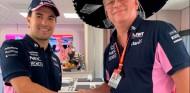 OFICIAL: Sergio Pérez renueva tres años con Racing Point