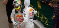 """Pérez, a Verstappen: """"Me debes un par de tequilas"""" - SoyMotor.com"""