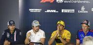 Alonso, Sainz, Pérez y Hartley nos ofrecen las mejores declaraciones en España –SoyMotor.com