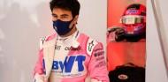 Pérez da positivo en COVID-19 y se pierde el GP de Gran Bretaña - SoyMotor.com