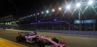 Racing Point en el GP de Singapur F1 2019: Sábado – SoyMotor.com