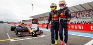 """Pérez confía en mantener """"los buenos resultados"""" en el doblete de Austria - SoyMotor.com"""