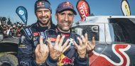 Stéphane Peterhansel amplía su leyenda y gana el Dakar 2016 - LaF1