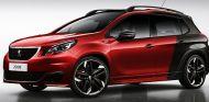 Peugeot 2008 GTi será el primer SUV deportivo de la marca