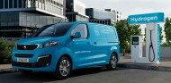 Peugeot E-Expert Hydrogen - SoyMotor.com
