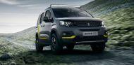 Peugeot Rifter 4x4 Concept: la aventura como objetivo - SoyMotor.com