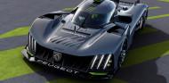 El Peugeot 9X8 de Le Mans sorprende en su presentación: no lleva alas