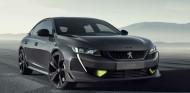 Peugeot 508 Sport: la versión de producción, en 2020 - SoyMotor.com