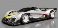 Así sería el hypercar de Peugeot para el WEC de los hypercars - SoyMotor.com