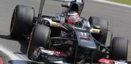 Nico Hulkenberg en su C32