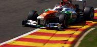 Paul di Resta en el Gran Premio de Bélgica