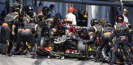 Kimi Räikkönen en el Gran Premio de Alemania