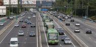 Las colisiones por no respetar la distancia de seguridad son muy habituales - SoyMotor