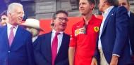 "Montezemolo: ""Vettel nunca causó problemas"" - SoyMotor.com"