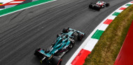 Lance Stroll persigue a Robert Kubica en Monza - SoyMotor.com