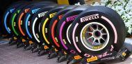 Gama de neumáticos Pirelli para la temporada 2018 de F1 - SoyMotor.com