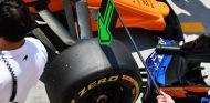 Neumático blando en el McLaren MCL33 - SoyMotor.com