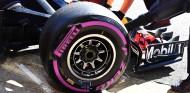 Neumático Pirelli en el RB14 en Barcelona - SoyMotor.com
