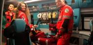 ¡Super Mario! Isola, conductor de ambulancia en la crisis del coronavirus - SoyMotor.com