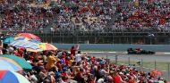Lotus en el Gran Premio de España de 2013 - LaF1