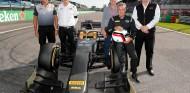 Destello de 2021: Pirelli presenta el neumático de 18 pulgadas