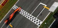 Escena del GP de Gran Bretaña - SoyMotor