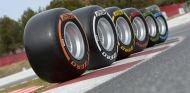 Gama de neumáticos Pirelli - LaF1
