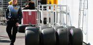 Ingeniero Pirelli durante el GP de México - SoyMotor.com