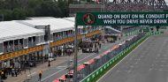 El Pit Lane del Circuit Gilles Villeneuve –SoyMotor.com