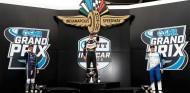 Grosjean y Palou flanquean a VeeKay en el podio del GP de Indianápolis - SoyMotor.com