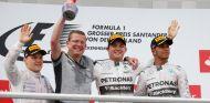 Rosberg, primer alemán desde Caracciola en ganar el GP de Alemania con un coche alemán - LaF1.es