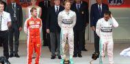 Rosberg lidera y Vettel es segundo tras el pit-stop de Hamilton - LaF1