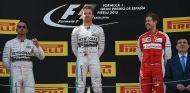 Podio del Gran Premio de España 2015 - LaF1