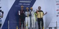 Fernández regresa al podio en la Carrera 2 de Yas Marina - SoyMotor.com