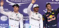 Hamilton aumenta la presión: Pole delante de Rosberg; Alonso noveno - SoyMotor.com