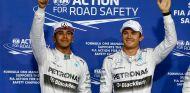 Los dos aspirantes al Campeonato tomarán la salida en paralelo - LaF1