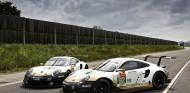 Porsche lucirá decoración especial en las 24 Horas de Le Mans - SoyMotor.com