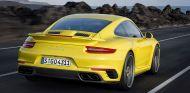 Porsche valora un 911 de calle con motor central - SoyMotor.com