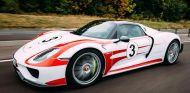 Porsche 918 - SoyMotor