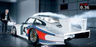Porsche 935 Moby Dick en el túnel de viento - SoyMotor.com