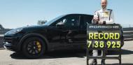 El nuevo Porsche Cayenne ya es el SUV más rápido en Nürburgring