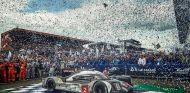 El coche de Brendon Hartley tras las 24 horas de Le Mans - SoyMotor